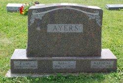 Mary Anna <I>Ayers</I> McKenzie