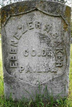 """Ebenezer Henry """"Edward"""" Baker"""