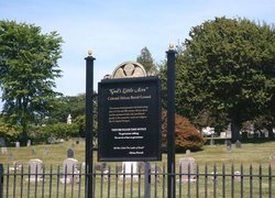 God's Little Acre Cemetery