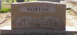 Allie Ruby <I>Arnold</I> Norton