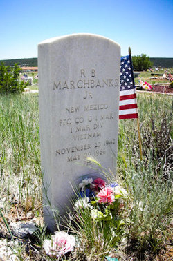 PFC R B Marchbanks, Jr