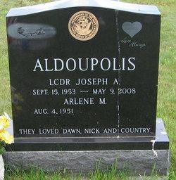 "Joseph A ""Joe"" Aldoupolis"