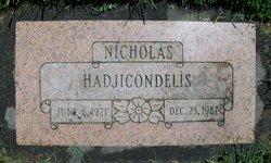 Nicholas Hadjicondelis