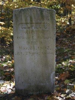 Camilla S. <I>Lewis</I> Abbott