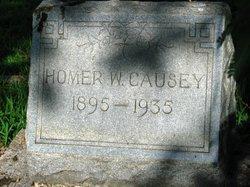 Homer W. Causey