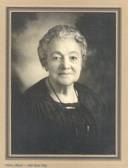 """Mary Frances """"Fanny"""" <I>Haynes</I> Duncombe"""