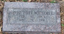 Robert Terry Williams, III