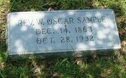 Rev William Oscar Sample