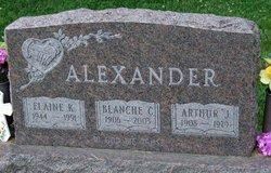 Arthur Jay Alexander