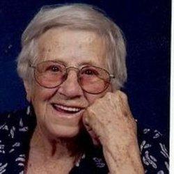 """Nina Gertrude """"Gert"""" <I>Langworthy</I> Bailey"""