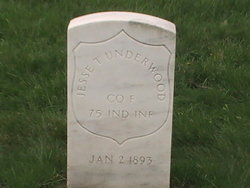 Pvt Jesse T. Underwood
