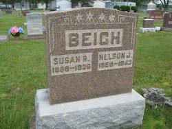 Susan Rebecca <I>Rinehart</I> Beigh