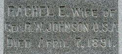 Rachel Elizabeth <I>Steele</I> Johnson