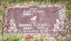 Jane <I>Lorence</I> Hager