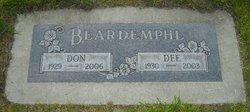 Donald Ray Beardemphl