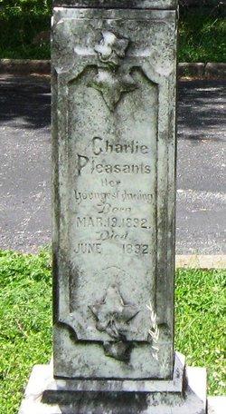 Charlie Pleasants
