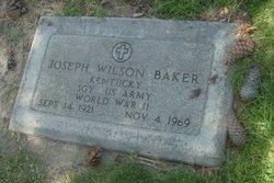Joseph Wilson Baker