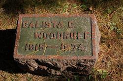 Calista C. Woodruff