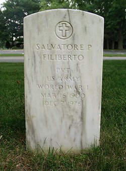 Salvatore P Filiberto