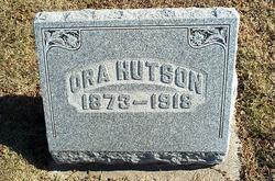 William Ora Huston
