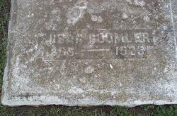 Susanna <I>Thomas</I> Coomler