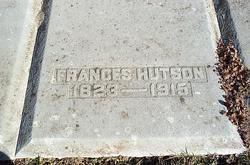 Frances Hutson