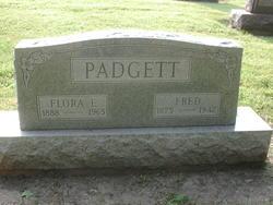 Flora Effie <I>Harrell</I> Padgett