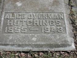 Alice Overman Hutchings