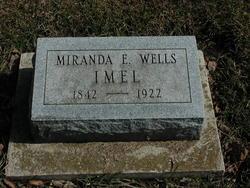 Miranda Ellen <I>Bailey</I> Imel