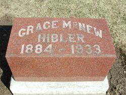 Ethel Grace <I>McNew</I> Hibler