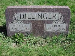 Fred Dillinger