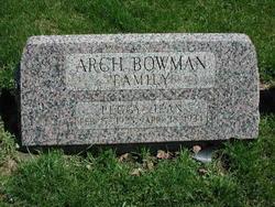 Arch Bowman