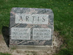 Benjamin F. Artis