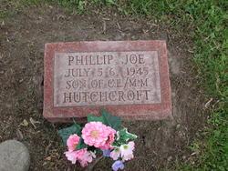 Phillip Joe Hutchcroff