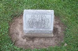 Sarah Jane <I>Lockridge</I> Huston