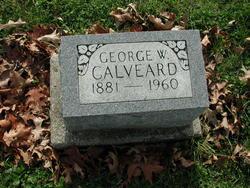 George W Calveard