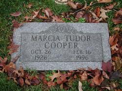Marcia Tudor Cooper