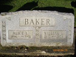 William Ernest Baker