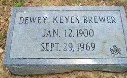 Dewey Keyes Brewer