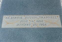 Aljarine Justin Trapnell