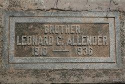 Leonard C. Allender