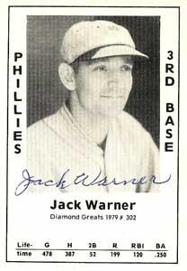 """John Ralph """"Jack"""" Warner"""
