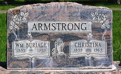 William Buriage Armstrong