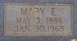 Mary Elizabeth <I>Jackson</I> Goolsby