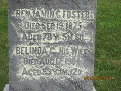Benjamin Coates Foster