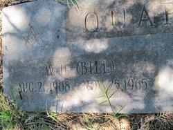 "W. H. ""Bill"" Quarles"