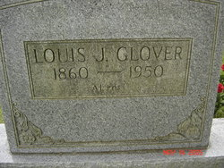 "Louis Johnson ""Lewis"" Glover"