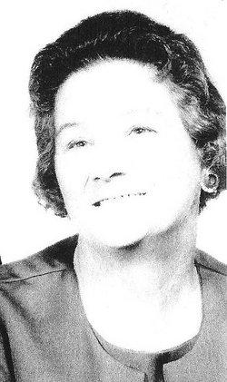 Flora Lorene <I>McCloud</I> Townsend