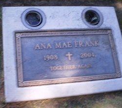 Ana Mae Frank