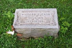 Wilford Thoburn Cash